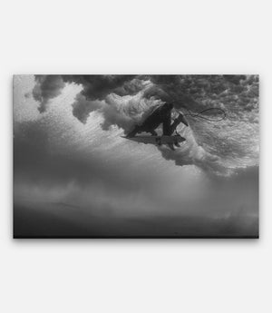 13th Beach Wipe Out - Bells Fine Art