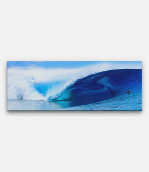Teahupo'o Empty wave - Bells Fine Art