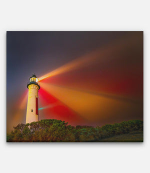 Queenscliff Lighthouse, Fog Lights - Bells Fine Art