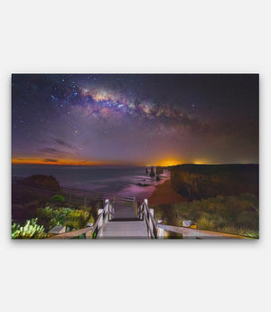 Twelve Apostles Milkyway - Bells Fine Art