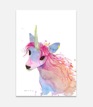 Unicorn - Bells Fine Art