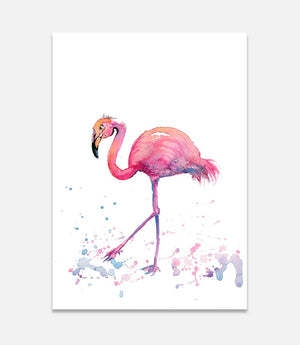 Flamingo - Bells Fine Art