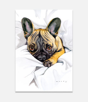 Bosco French Bull Dog - Bells Fine Art