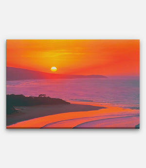 Anglesea river Sunrise - Bells Fine Art