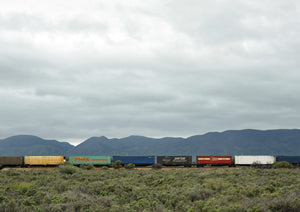 Goods Train at Flinders | Limited Edition - Bells Fine Art