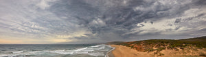 Approaching storm front at Point Addis - Bells Fine Art