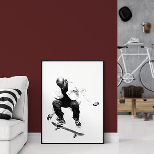 Skater Boy - Bells Fine Art