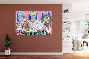 Come Through and Chill | Original & Limited Edition - Bells Fine Art
