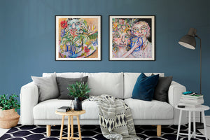 Rinse and Release | Original & Limited Edition - Bells Fine Art