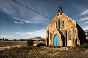 Smeaton Church | Limited Edition - Bells Fine Art