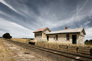 Trawalla Railway Station | Limited Edition - Bells Fine Art