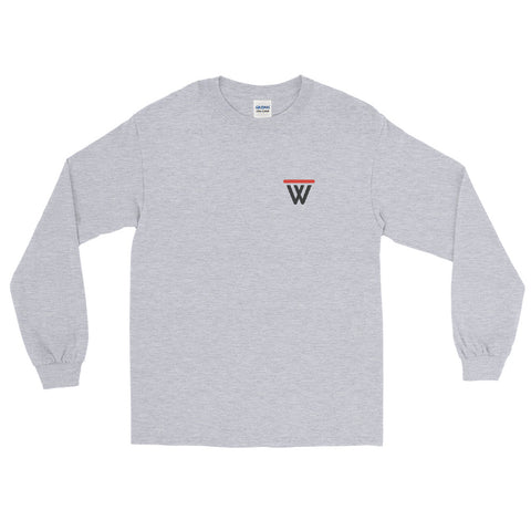 The #WhiteBballPains Long Sleeve (Best Seller)