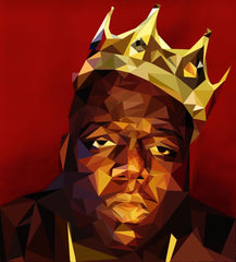 """Notorious"" Digital Print"