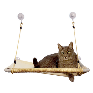 Purrkour Deluxe Kit with Laze About Hammock by The Lazy Cat