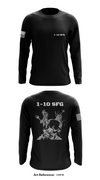 1-10 SFG Store 1 Long Sleeve Hybrid Performance Shirt - LGQf4N