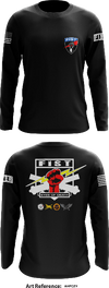 1-8 FIST Store 1 Long-Sleeve Hybrid Performance Shirt - AHfCZY