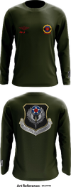 125th Special Tactics Squadron Long-Sleeve Hybrid Performance Shirt - 6kuWTB