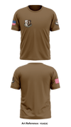 129th Rescue Wing Short-Sleeve Hybrid Performance Shirt - yg4E3c