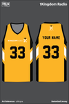 1Kingdom Radio Men's Basketball Jersey - uMcqna