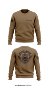 739th MRBC Store 1 Crew Neck Sweatshirt - XHVNaP