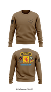 1-113th CAV C-TRP Store 1 Crew Neck Sweatshirt - FBmUz7