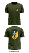 1166th MP CO. Store 1 Short-Sleeve Hybrid Performance Shirt - vXzZpL