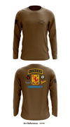 1-113th CAV C-TRP Store 1 Long-Sleeve Performance Shirt - QVEf68