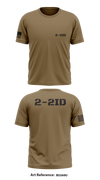 2-2ID Store 1 Short Sleeve Hybrid Performance Shirt - Bu3A9U