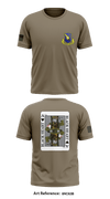 2-504 PIR Alpha Company Short-Sleeve Hybrid Performance Shirt - 8Nc62b