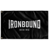 IRONBOUND Boxing Flag - 2Wz2ed