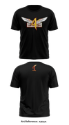 4Elite Training Short-Sleeve Hybrid Performance Shirt - A3D3ja