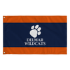 Delmar Wildcats Flag