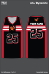 AAU Dynamite Men's Reversible Basketball Jersey - 5qdSJ2