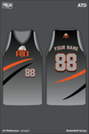 ATD Men's Basketball Jersey - qUxqgX