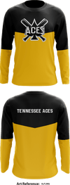 Tennessee Aces Store 2 - Long-Sleeve Performance Shirt - KJTjng