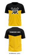 Tennessee Aces Store 2 - Short-Sleeve Performance Shirt - JJWftC