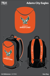Adams City Eagles Gear Bag - U47ZM2