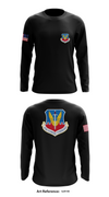 Air Force Combat Command Store 1 - Long-Sleeve Hybrid Performance Shirt - 9j9yvB