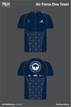 Air Force One Team Cycling Jersey - a5s2aF