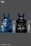 Alameda Pirates Men's Singlet - DDRW5Z