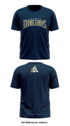Alaska Drillers Short-Sleeve Hybrid Performance Shirt - xwrkTC