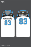 Alcott College Prep Basketball Jersey - Vrt4MP