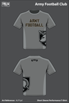 Army Football Club Black Knights Men's Short-Sleeve Performance Shirt - 9PaKZq