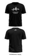 Athletic Armor Short-Sleeve Performance Shirt -YwhU5Q