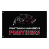Whitman-Hanson Youth Panthers Flag