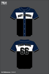 Baby Bombers Full Button Baseball Jersey - 5As9vX