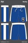 Bexley Girls Soccer Athletic Shorts - 5NFhxd