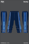Bexley Girls Soccer Sweatpants - mJLKtp