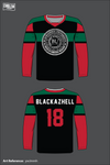 Blackazhell University Hockey Jersey - ywJmmh