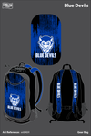 JMS Blue Devils Gear Bag - wt646H